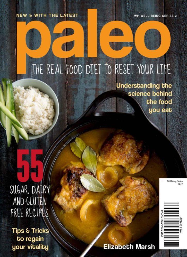 PORTFOLIO UPDATE: Paleo Reset with Lizzy Marsh, Book Give-Away and Recipe Sneak Peeks!