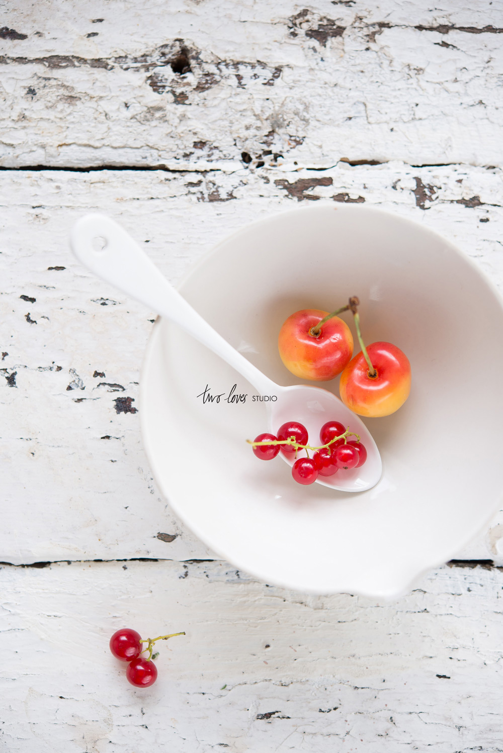 Two Loves Studio Red Currant Consomme