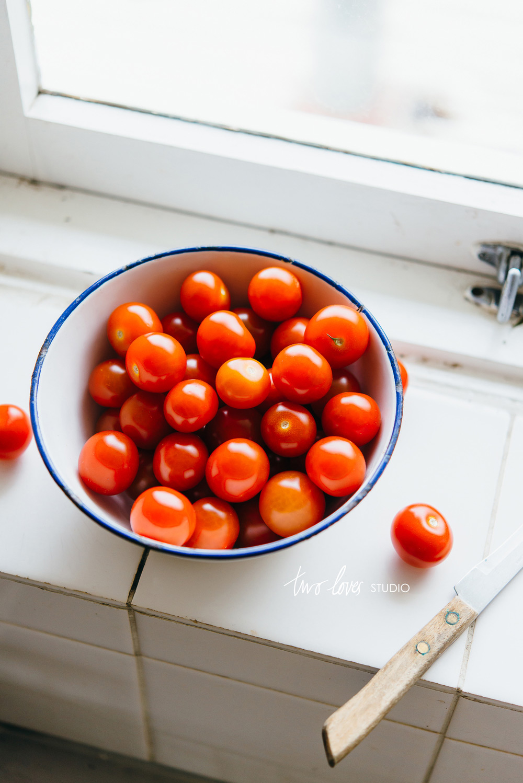 Cherry Tomatoes Two Loves Studio