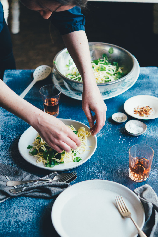 Shooting with Helene Dujardin. Two Loves Studio Rachel Korinek Helene Dujardin Food Photographer