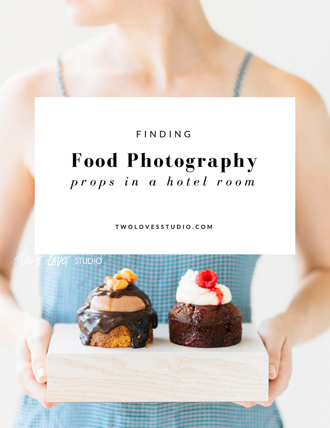 Finding Food Photography Props In Your Hotel Room