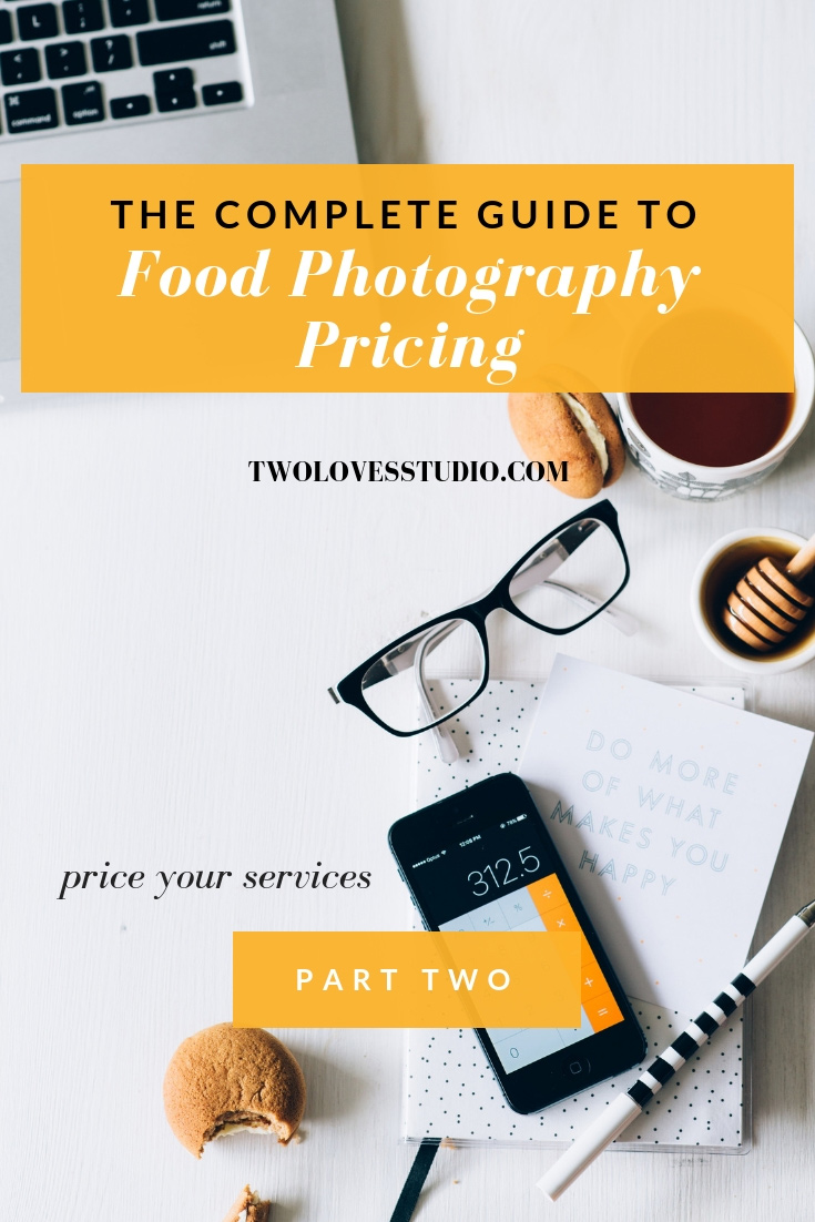 The Complete Guide to Food Photography Pricing (Part 2)