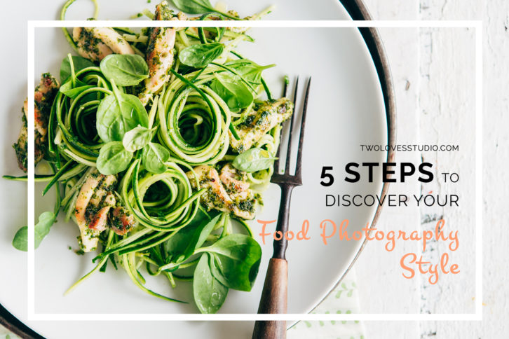 5 Words To Discover Your Food Photography Style | Starting to wonder when that so called 'style' will appear in your food photography images? Here is 5 steps to discover your style. Perfect for new food photographers, food bloggers and those looking for something new. Click through to read.