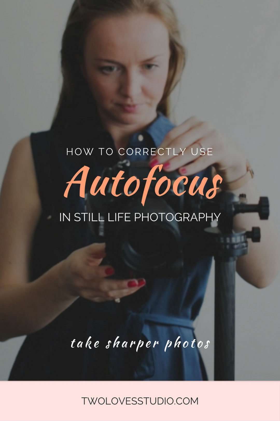 Autofocus is bad. True or False? How to correctly use autofocus for still life photography to get sharp images.