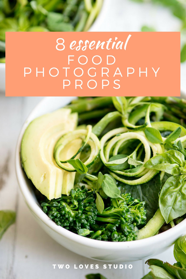 8 Essential Food Photography Props For Any Budget