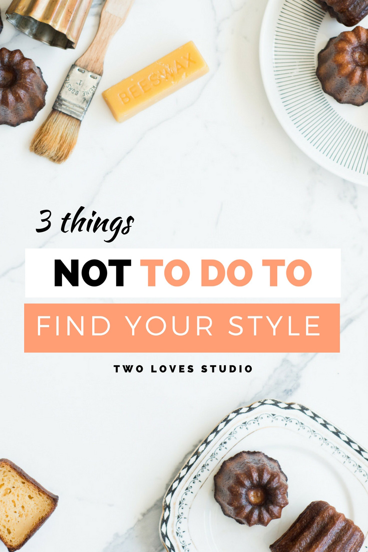 Do you feel pressure to find your style when it comes to your photography? In the Pursuit of Style, here are 3 Things NOT To Do To Find Your Style. Click to read.