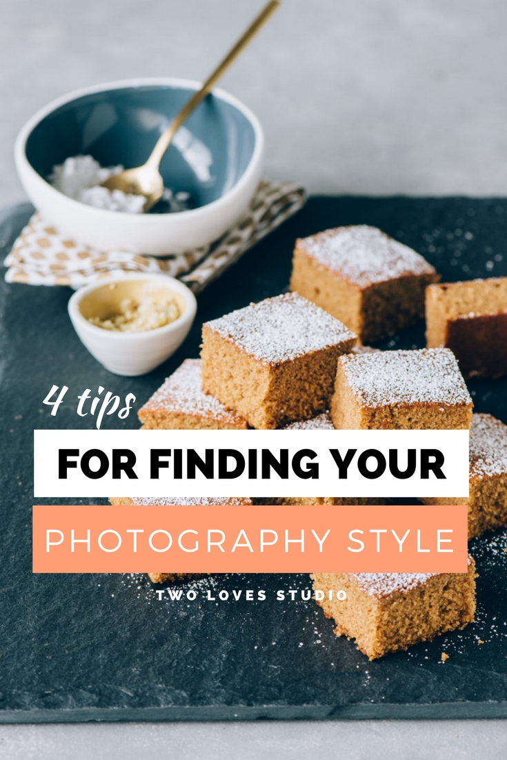 Trying to find your photography style? Here are 4 tips to help you get there and avoid the comparison trap.
