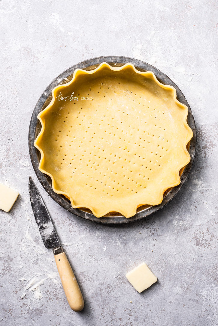 Create photo-worthy pie crust with this simple pastry recipe. Get ready to shoot beautiful pies!