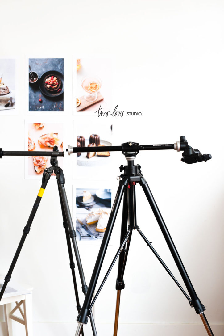 Need a tripod for your food photography? Check out this comprehensive guide about the best tripod for food photography, what I use, and what you need to look for. Click to read. #foodphotography #learnfoodphotography #tripod