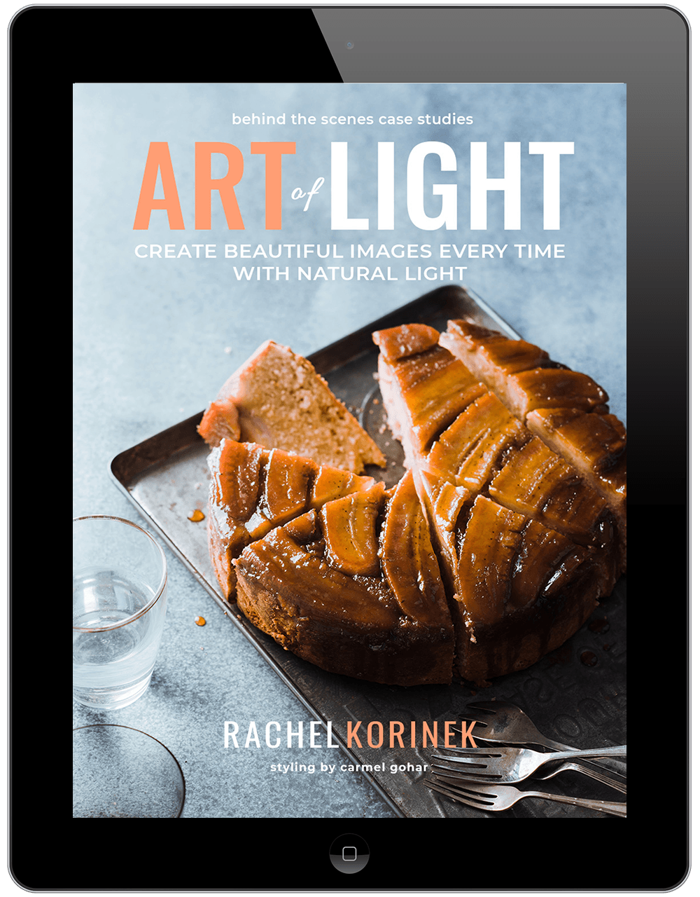 Learn Natural Light with Rachel Korinek. Art of Light.
