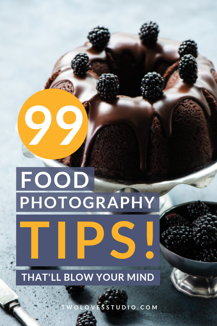 A collection of food photography tips from photographers at all stages of their creative journey. Tips about lighting, hacks, props, styling and mindset. Click to read.