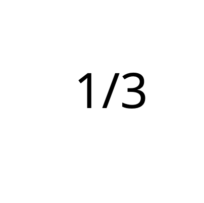 Slow shutter speed 1/3 image.