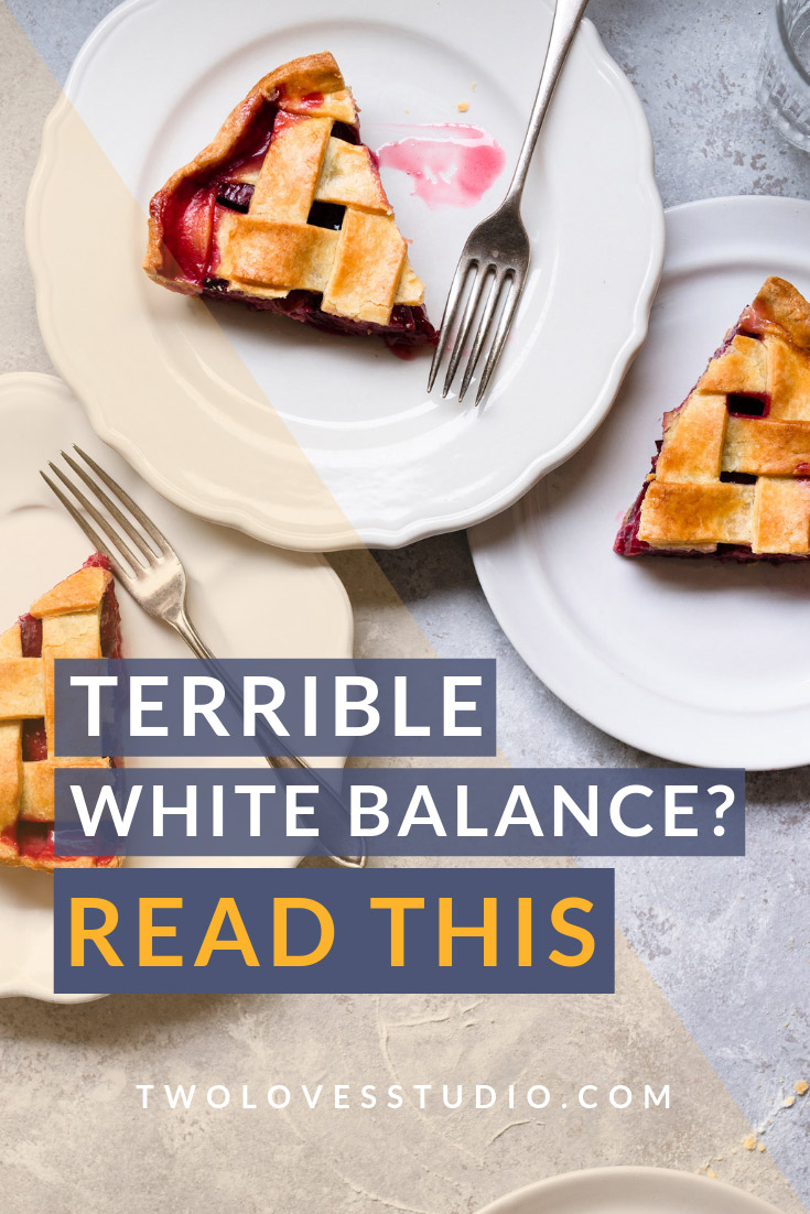 White balance is a simple concept, yet it's over simplified which can make finding the perfect whites tricky. If you crave better white balance, read this!