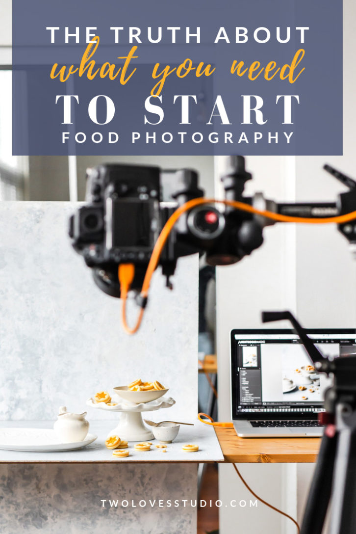 Do you need the most expensive camera? Or baking skills that would rival Nigella Lawson? Click to read the truth about what you actually need to start food photography.