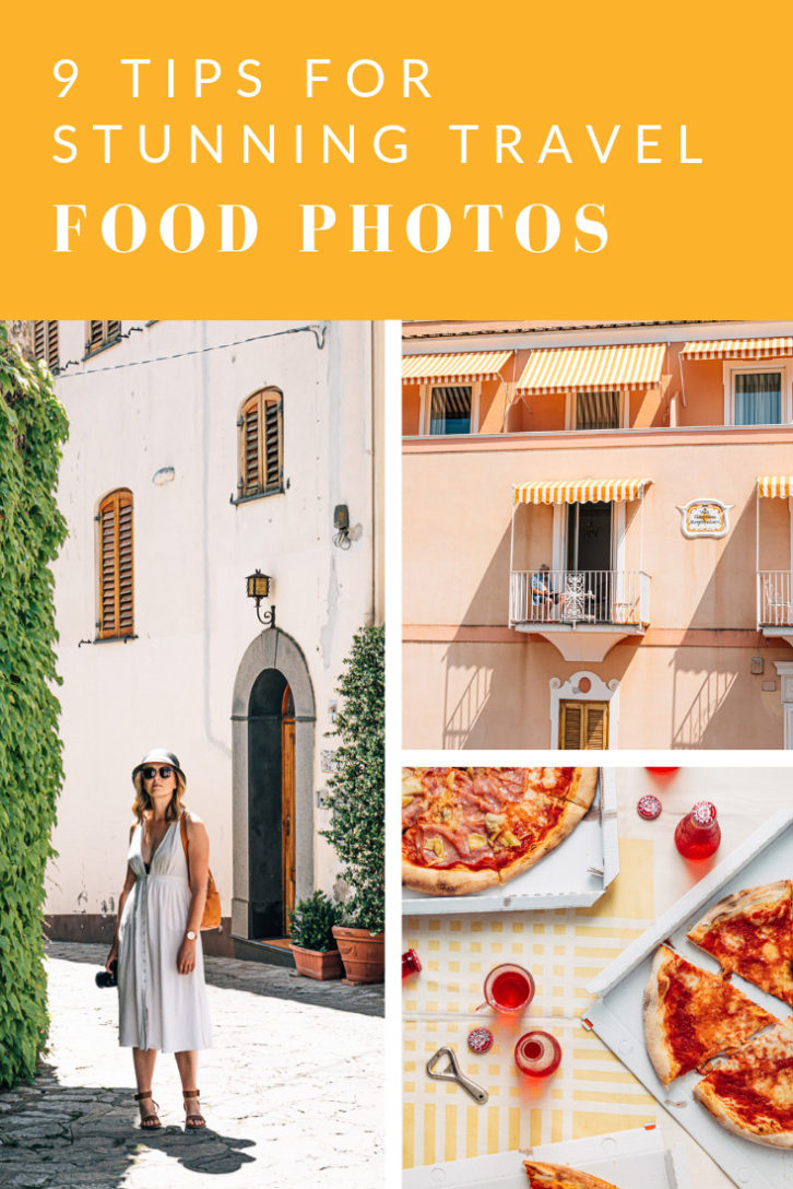 Capture beautiful travel food photos with these simple tips that will make your vacation photos look like they are straight out of travel magazine.