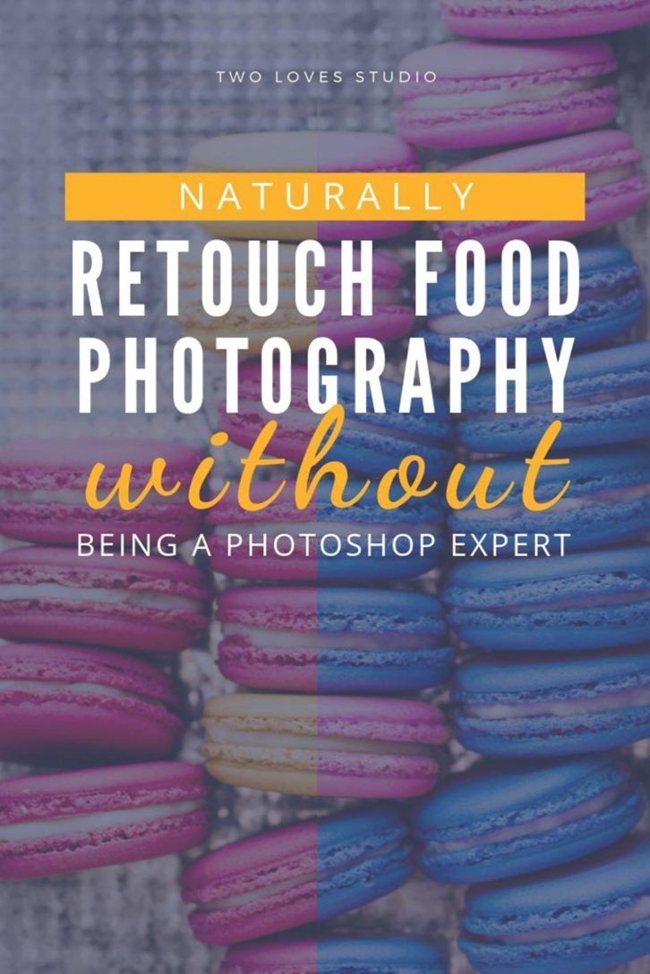 Retouch Food Photography without being a photoshop expert. Click here to learn more.