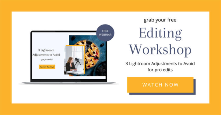 Grab your free editing workshop now.